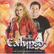 Cd Banda Calypso O Melhor Da Banda Calypso * Frete Grátis *