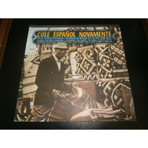 Lp Cole Español Novamente - Nat King Cole, Vinil Seminovo