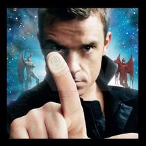 Cd Lacrado Robbie Williams Intensive Care 2005