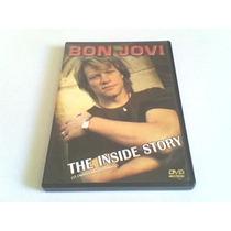 Dvd Bon Jovi - The Inside Story