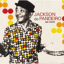 Cd Jackson Do Pandeiro - Ao Vivo