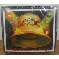2cd Ac/dc Monster Of Rock Hard Heavy Live In Modena 91 Novo
