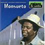 Cd Monsueto Raízes Do Samba (2000) - Novo Lacrado Original
