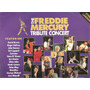 Laser Disc Duplo - Freddie Mercury - Tribute Concert- Import