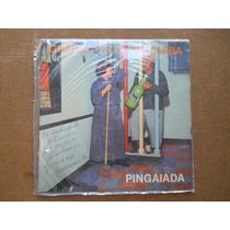 Guaracy E Guaraciaba - Pingaiada - Autografado - Compacto