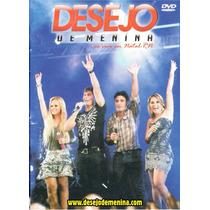 Dvd Desejo De Menina Em Natal Rn Original + Frete Grátis
