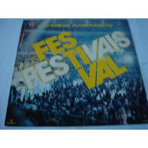 Lp Festival Dos Festivaisas 12 Músicas Classificadas Do