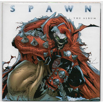 Cd Spawn - The Album = Marilyn Manson - Metallica - Prodigy