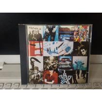 U2, Cd Achtung Baby, Island-1991 Novo