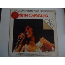 Disco De Vinil Lp Beth Carvalho Gala 79 Lindoooooooo