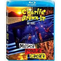 Charlie Brown Jr Música Popular Caiçara Bluray