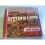 System Of Down Toxicity Lacrado Made In U.s.a (selo De Capa)