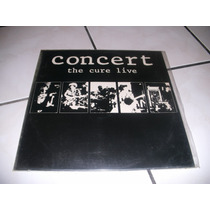 Lp The Cure - The Cure Live Concert