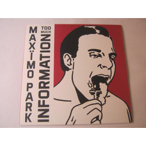 Lp Maximo Park ... Too Much Information ...
