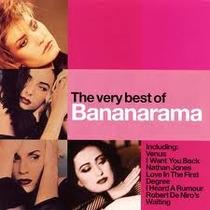 Cd Bananarama-the Very Best Limited Edition 2cd Uk - Raro