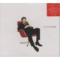 Cd Single Simply Red Angel Part 2