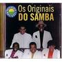 Cd Os Originais Do Samba - Preferencia Nacional (usado/otimo