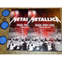 Box 2 Dvd + 2 Cd Metallica - Orgulho Paixão Gloria (2009)
