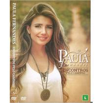 Dvd Paula Fernades-encontros