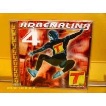 Cd- Adrenalina Vol. 4 -transamérica -original - Frete Gratis