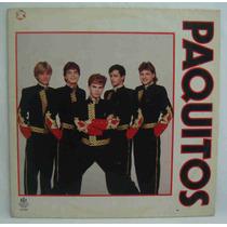 Paquitos Lp Usado Paquitos 1990 Com Poster