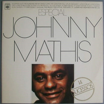 Lp Johnny Mathis - Especial 14 Sucessos - Cbs - 1978