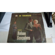 Disco Vinil Lp - O Tango Na Voz De Nelson Gonçalves 1961