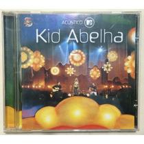Cd Kid Abelha - Acustico Mtv (original)