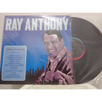 Lp Ray Anthony E Sua Orquestra - A Música De Glen Miller