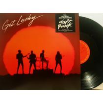 Lp Vinil Daft Punk Get Lucky 180g Novo Lacrado