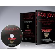 Dvd Bon Jovi - Tokyo Dome 1988