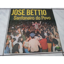 Lp José Bétio O Sanfoneiro Do Povo Ja 26