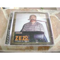 Cd - Zezo O Principe Dos Teclados Volume 1