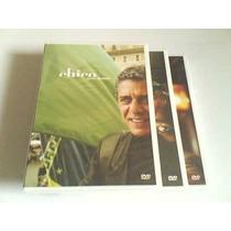Dvd Chico Buarque - Vol 1 (3dvds) Lacrados De Fabrica