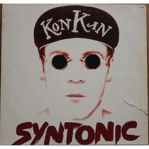Lp (333) Vários - Kon Kan - Syntonic
