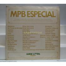 Mpb Especial - Madalena - Irene - Lp Vinil Som Livre 1974