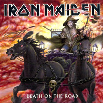Iron Maiden-death On The Road 2 Cds Novos Lacrado Raro Origi