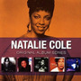 Box 5 Cds Natalie Cole Original Album Classics (2010) -novo
