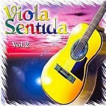 Cd Andre Magalhaes - Viola Sentida Vol 2 (usado/otimo)
