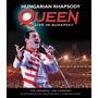 Queen - Live In Budapest - Blu Ray Importado, Novo