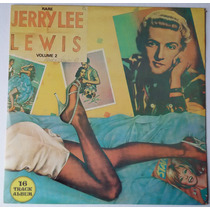 Lp Jerry Lee Lewis ¿ Rare Jerry Lee Lewis - Volume 2