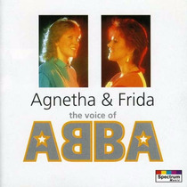 Agnetha & Frida - The Voice Of Abba 1994 Cd Importado