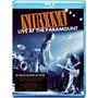 Blu-ray Nirvana Live At The Paramount