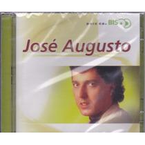 Cd José Augusto - Série Bis (duplo) Frete Grátis - Lacrado!