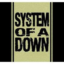 System Of A Down Box Com 5 Cds - Frete 8 Reais