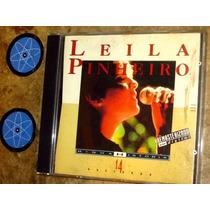 Cd Leila Pinheiro - Minha História (1995) C/ Walter Franco