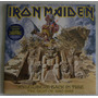 Iron Maiden Somewhere Back In Time 2lp Pic Disc Europeu 2008