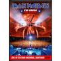 Dvd Duplo Iron Maiden En Vivo - Live At Santiago Lacrado