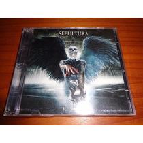 Sepultura - Cd + Dvd Kairos - 2 Bonus - Lacrado - Nacional