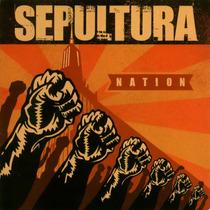 Sepultura - Nation - Cd Original Novo Lacrado Raro Confira !